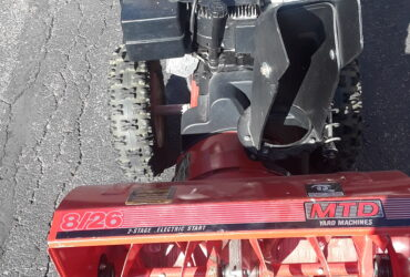 Toro Snow Blower Repair Near Me